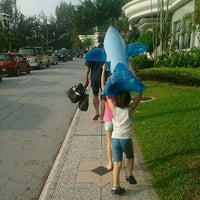 Photo taken at Polo Club, Jerudong by Vny O. on 9/29/2012