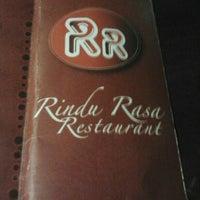 Photo taken at Rindu Rasa G2 by Vny O. on 12/26/2012