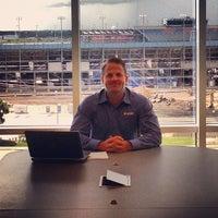 Photo taken at NASCAR, Daytona Office by Rich M. on 8/10/2013