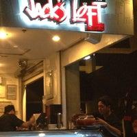Photo taken at Jack's Loft by Ian David S. on 1/17/2014