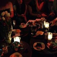 Photo taken at Cabaret Voltaire by NATA TUINOVA on 5/21/2014