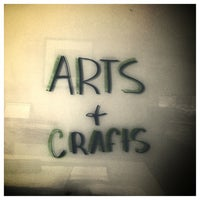 Photo taken at arts & crafts by Marc F. on 6/21/2013