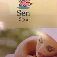 Photo taken at Sen Spa Nha Trang by Evgeniya R. on 1/14/2014