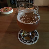 Photo taken at Chatham Brewing by Joe R. on 11/23/2016