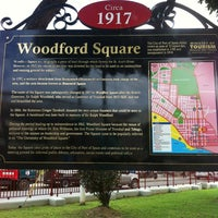 Photo taken at Woodford Square by Carlos P. on 12/7/2012