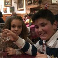 Photo taken at Trattoria la Taverna by Roberto P. on 11/15/2014