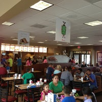Photo taken at Chick-fil-A Mesquite by Keith Alan D. on 6/18/2013