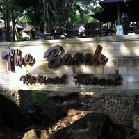 Photo taken at The Beach Natural Resort by Nueng Never D. on 4/15/2014