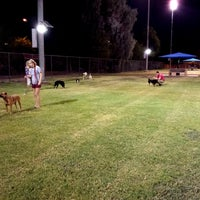Photo taken at Foothills Dog Park and Dog Run by Balto W. on 10/2/2013