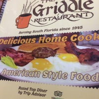 Photo taken at The Griddle by Jeffrey S. on 1/13/2018