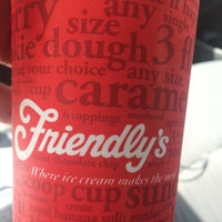Photo taken at Friendly's by Jeffrey S. on 7/14/2016