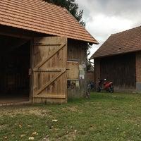 Photo taken at Pityerszer skanzen by marka b. on 10/6/2017