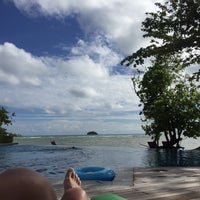 Photo taken at The Chill Resort Koh Chang by Chloe V. on 8/8/2016