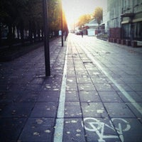 Photo taken at Liberty Avenue by Vytautas J. on 10/7/2012