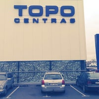 Photo taken at Topo Centras by Vytautas J. on 9/13/2013