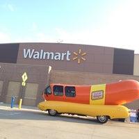 Photo taken at Walmart Supercenter by Sydney F. on 3/9/2013
