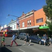 Photo taken at Katoomba St Cafe by Simang C. on 12/29/2012