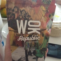 Photo taken at Wok Republic by Andrey on 11/23/2015