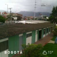 7/18/2014 tarihinde Catalina R.ziyaretçi tarafından Centro de Rehabilitación para Adultos Ciegos-CRAC'de çekilen fotoğraf