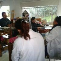 Photo taken at Centro de Rehabilitación para Adultos Ciegos-CRAC by Catalina R. on 11/1/2013