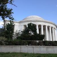 Photo prise au Thomas Jefferson Memorial par John M. le4/16/2013