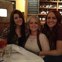 Photo taken at Romano's Macaroni Grill by Alisa C. on 1/23/2013