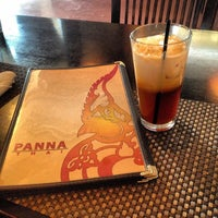 Photo taken at Panna Thai by Nick G. on 9/26/2013