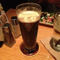 Photo taken at BJ's Restaurant and Brewhouse by Nick G. on 4/20/2013