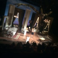 Photo taken at Balzer Theater at Herren's by David T. on 4/10/2014