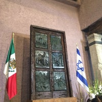Photo taken at Instituto Cultural México-Israel, A.C. by Axel W. on 1/26/2018