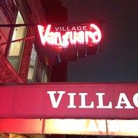 Photo taken at Village Vanguard by Arik H. on 2/23/2013