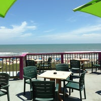 Photo taken at Coconut Joe's Beach Grill by Heath S. on 5/31/2013