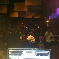 Photo taken at The Bar 10 Doors by DJ Khaaliq on 10/8/2012