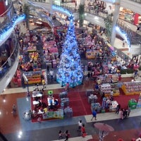 Photo taken at Robinsons Place Manila by Trisha M. on 12/25/2012