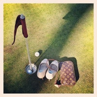 Photo taken at Champion Hills Country Club by Justin A. on 11/22/2012