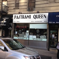 Photo taken at Pastrami Queen by Christopher G. on 9/15/2013