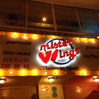 Photo taken at Mister Wings by Juan david B. on 6/1/2013