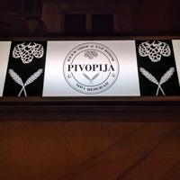 Photo taken at Pivopija by Miloš on 1/14/2017