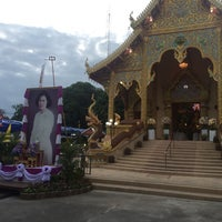 Photo taken at Wat Sri Boon Rueang by Kan K. on 11/3/2016