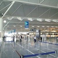 Photo taken at Chubu Centrair International Airport (NGO) by miyalavie on 6/17/2013