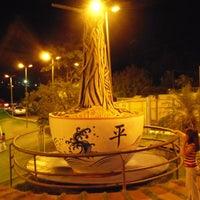 Photo taken at Feira Central by miyalavie on 6/3/2013