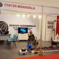 Photo taken at Tüyap Samsun Fuar ve Kongre Merkezi by Elif G. on 3/23/2018
