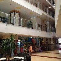 Photo taken at Lims Bona Dea Beach Hotel by Masha E. on 6/1/2013