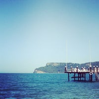 Photo taken at Lims Bona Dea Beach Hotel by Masha E. on 5/31/2013