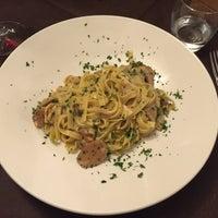 Photo taken at Trattoria Bar Pontini by Drew M. on 10/10/2017