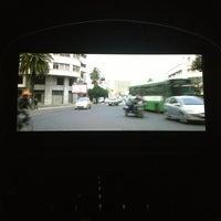 Photo taken at Cinémathèque de Tanger - Cinéma Rif by Abdelkrim A. on 7/11/2013