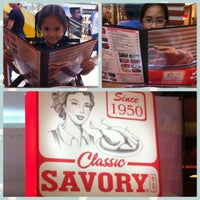 Photo taken at Classic Savory by carl_byan c. on 4/28/2013