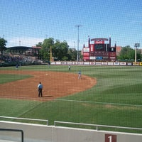 Photo taken at Dick Howser Stadium - Mike Martin Field by Neal C. on 4/13/2013
