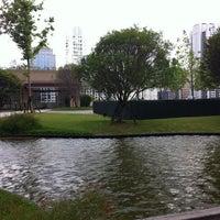 Photo taken at Cidade Jardim Corporate Center by Xikito S. on 11/12/2013
