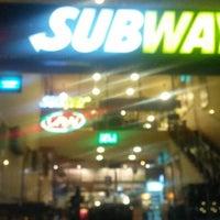 Photo taken at Subway by Bassem J. on 2/17/2014